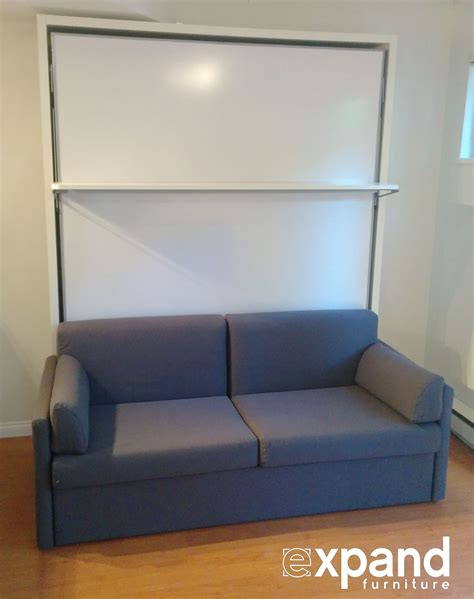 hideaway couch hideaway bed sofa transformable murphy bed over sofa