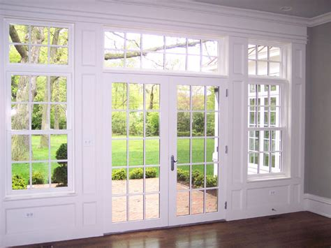 Patio Windows And Doors Hinged Patio Doors Thermo Bilt Windows Doors