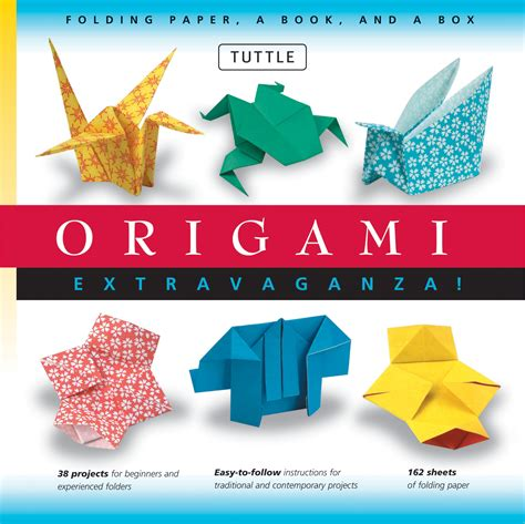 origami kits for adults origami extravaganza newsouth books