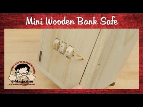 wooden safe    stuff  youtube