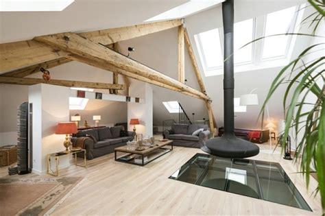 Dachgeschoss Zimmer Einrichten by Dachgeschoss Wohnungen Einrichten Ideen