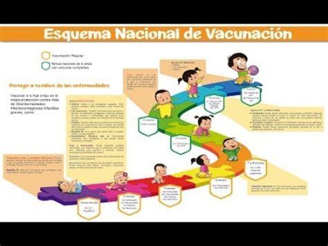 esquema de vacunacion en peru 2016 calendario nacional de vacunacion 2017 peru bien
