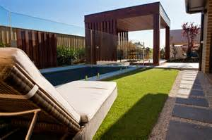Modern Australian Kitchen Designs - spectacular integrated urban pool designers