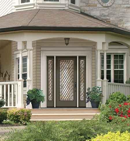 Belmont Door by Belmont 174 Fiberglass Door Series Windows