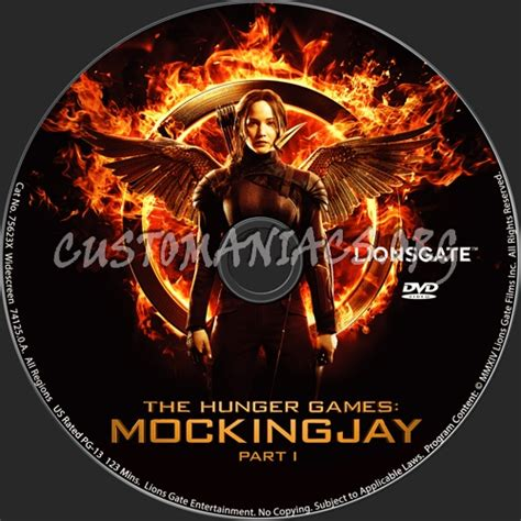 the hunger games mockingjay part 1 dvd digital copy dvd covers labels by customaniacs view single post