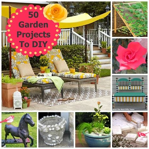 diy garden projects 50 garden projects to diy linky party