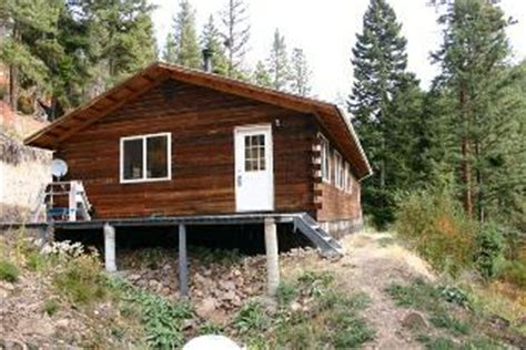 Montana Fishing Cabins For Sale by Montana Cabin The Grid Property On 9 Acres