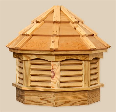 Wood Cupola octagon gazebo series cupolas portable buildings inc milford de