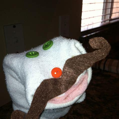 sock puppets with preschoolers sock puppet with mustache crafts preschool