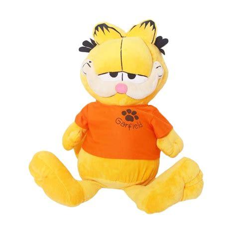 jual istana kado karakter kucing garfield boneka