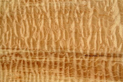Quilted Maple Wood by Wood Wyn Guitars