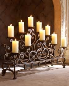 horchow ambella fireplace candelabrum for the home