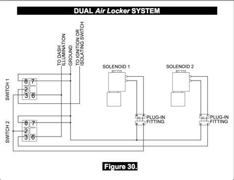 arb air compressor wiring diagram arb get free image