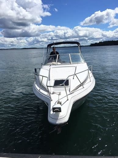 used monterey boats for sale ontario monterey 296 cruiser 1995 used boat for sale in gananoque