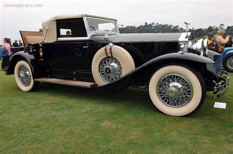 1931 rolls royce phantom i at the pebble concours d