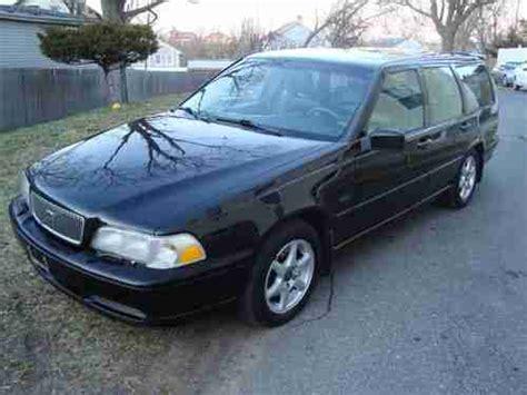 volvo station wagon 1998 sell used 1998 volvo v70 glt station wagon 5cyl turbo 2 4l