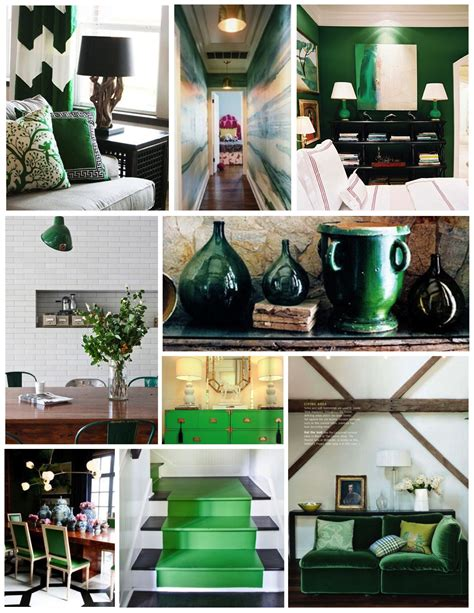 Green Interiors by Green Style The Brilliance Of Green Interiors