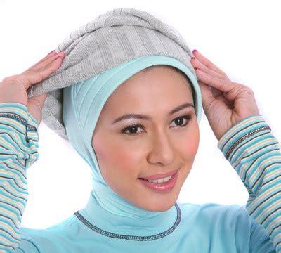 Dalaman Kerudung Dua Warna 3 kreasi jilbab kasual 171 sweetie alessa s