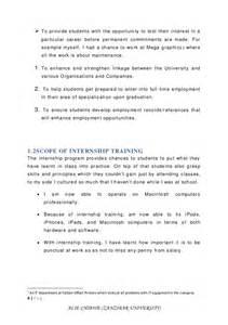 Sample Field Report Field Attachment Report Alie Chibwe