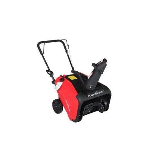 powersmart 21 in single stage gas snow blower db7001