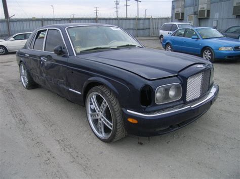 bentley cheap for sale cheap 2001 bentley arnage for sale in ca fairfield lot