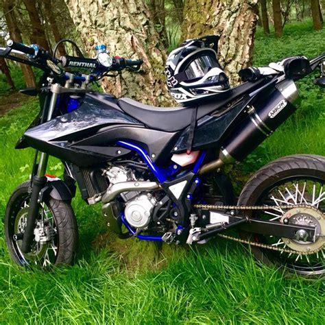 Yamaha Wr 125x beautiful custom 2013 yamaha wr125x wr 125 x walsall