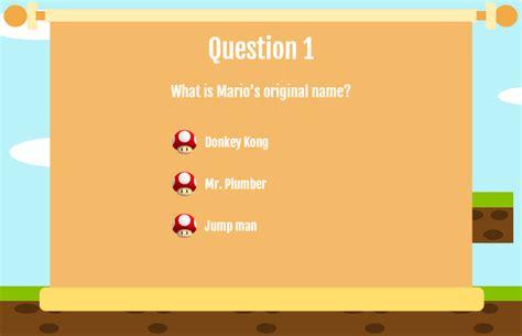 free powerpoint quiz template enom warb co