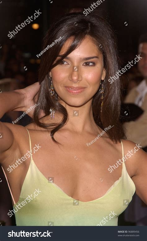 robot film actress name actress roselyn sanchez at the world premiere in los