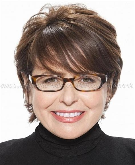 Hairstyle Gallery For 50 by Haircuts For 50 With Glasses Gallery Pictures