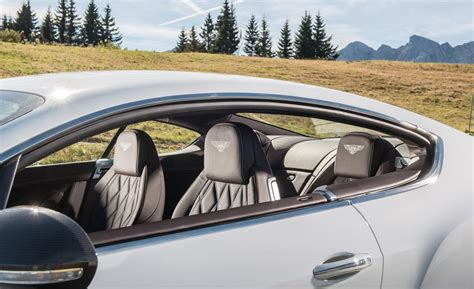 bentley continental interior 2013 car and driver