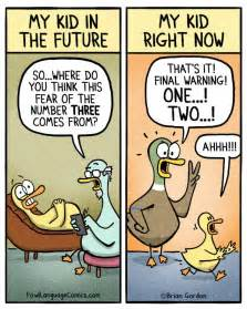 fowl language the struggle is real hilarious cartoonist uses ducks to perfectly capture