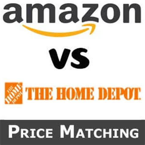 home depot price match home depot amazon price matching how to get best prices