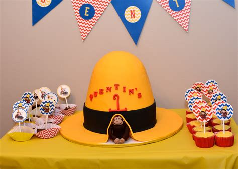 Curious George Nursery Decor Curious George Themed 1st Birthday Project Nursery