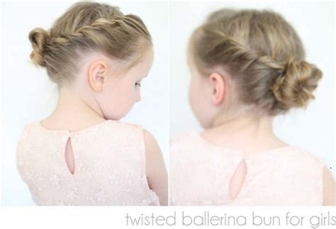 ballerinas with short hair 20 cute hairstyle ideas for little girls