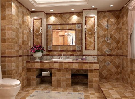 images of bathrooms with tile on the wall bathroom wall tiles decoration rendering download 3d house