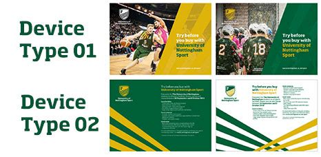 flyer design nottingham university of nottingham sport brand resources the