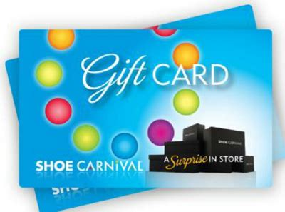 Carnival Gift Card Promotion Code - free shoe carnival gift card giveaway