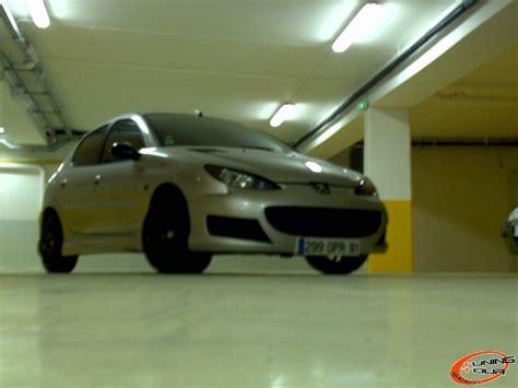 Panneau Anti Bruit Intérieur by Tuning Tour Peugeot 206 De 2003