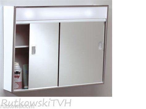 lighted medicine cabinet ebay