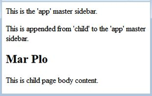 php template inheritance blade templates part 1