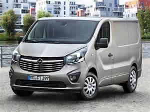 Vauxhall Vivaro Cervan Opel Vivaro