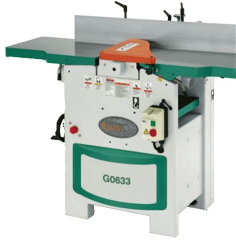 combination woodworking machine reviews jointer planer combo machine popular woodworking magazine