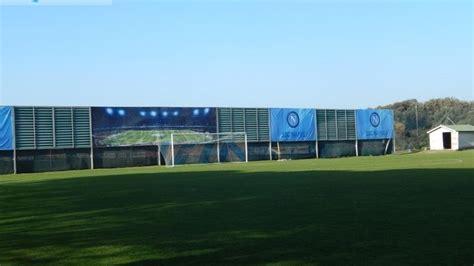 sede napoli calcio napoli castel volturno si svuota 13 calciatori con le