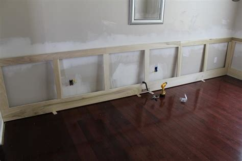 wainscoting from scratch wainscoting photos bedroom