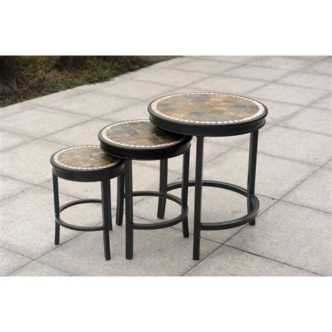 Outdoor Accent Table Lovely Patio Accent Table Patio Design 392