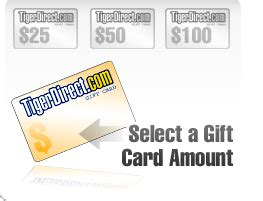 Tigerdirect Gift Card Not Working - hi tech and computer gift ideas tigerdirect com