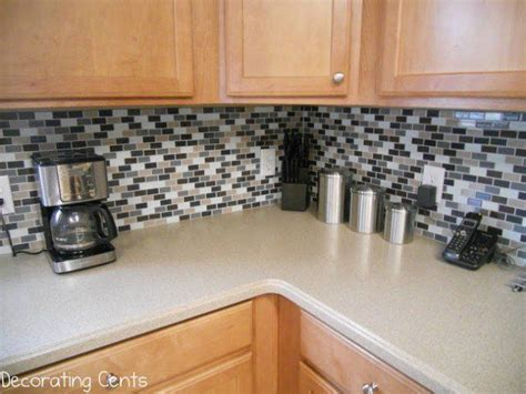 cheap diy kitchen backsplash 30 unique and inexpensive diy kitchen backsplash ideas you