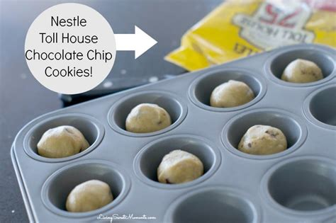 nestle toll house chocolate chip cookies super cute flower pot cookies living sweet moments
