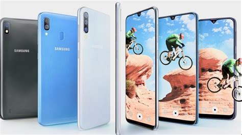 Samsung A10 50 by Samsung Launches Series Galaxy A50 A30 And A10
