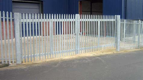 metal security fence gate fence gate